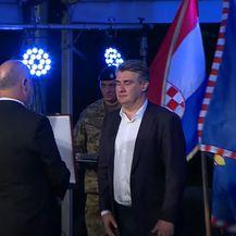 Zoran Milanović: Odlikovanje generala - 1