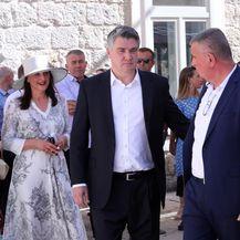 Sanja Musić Milanović i Zoran Milanović