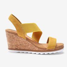 Žute sandale iz trgovina - ljeto 2021. - 3