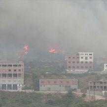 Nastavljaju se požari na Mediteranu - 2