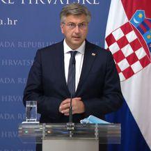 Premijer Andrej Plenković