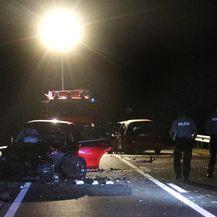 Prometna nesreća u Vodicama