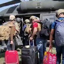 Hrvati u Kabulu čekaju evakuaciju - 1