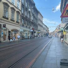 Radovi u centru Zagreba - 2