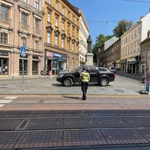 Radovi u centru Zagreba - 4