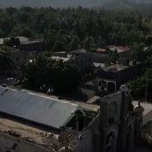 Tropska oluja na Haitiju - 1