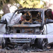 U Splitu se zapalio automobil - 4