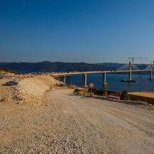 Nastavljaju se radovi na izgradnji Pelješkog mosta - 3