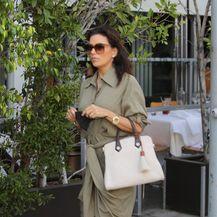 Eva Longoria u natikačama Oran modne kuće Hermes
