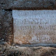 Grobnica i dobro očuvani ostaci svećenika iz Pompeja - 2