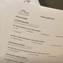 Papiri za popis stanovništva - 1