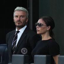 Victoria Beckham na stadionu na Floridi - 3