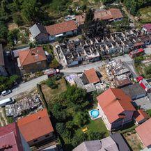 Požar uništio stambeni kompleks u Sarajevu - 5