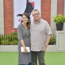 Eric Stonestreet i Lindsay Schweitzer