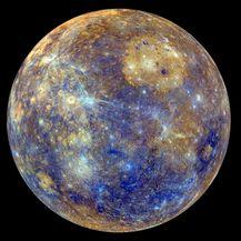 Planet Merkur