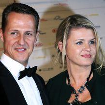 Corinna i Michael Schumacher - 8