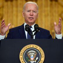 Joe Biden nakon napada na Kabul