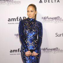 Jennifer Lopez u haljini Toma Forda 2013. godine