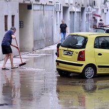 Poplavljene ulice u Splitu - 3