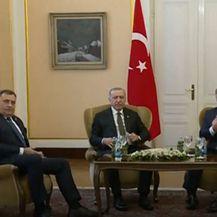 Turski predsjednik Erdogan u BiH - 5