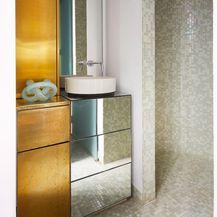 Walk-in tuš u maloj kupaonici - 4