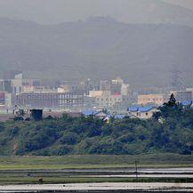 Industrijski kompleks u Sjevernoj Koreji