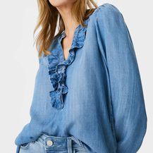 Bluze i košulje iz trgovina - jesen 2021. - 3