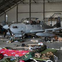 Američka vojska ostavila mnogo opreme u Afganistanu - 1