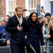 Princ Harry i Meghan u Nottinghamu