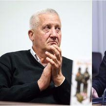 Pavao Miljavac i Tomo Medved (Foto: PIXSELL)