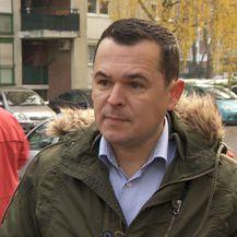 Predstavnik stanara u Zorkovačkoj ulici, Ivica Oršalić (Foto: Dnevnik.hr)