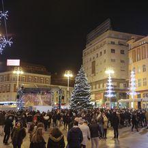 Advent u Zagrebu (Foto: Luka Stanzl/PIXSELL)