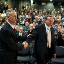 Dale Zelko i Zoltan Dani (Foto: Arhiva/AFP)