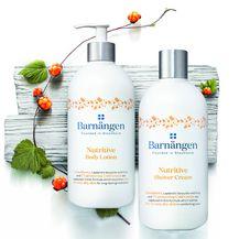 Nutritive Bodylotion & Showercream za pružanje uravnotežene njege za divno uravnoteženu kožu (Foto. Zadovoljna.hr)