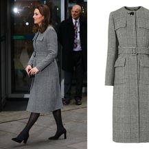 Vojvotkinja je nosila i kaput brenda L.K. Bennett koji košta 450 funti