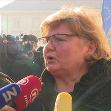 Ministrica Murganić o paketima (Video: Vijesti Nove TV u 14 sati)