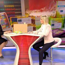 Ministrica Nada Murganić gošća Dnevnika Nove TV (Foto: Dnevnik.hr) - 1