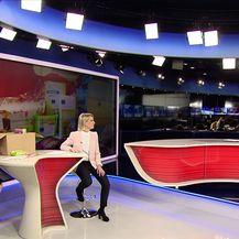 Ministrica Nada Murganić o paketićima za djecu (Video: Dnevnik Nove TV)