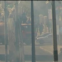 Prosvjedi Palestinaca u pojasu Gaze (Video: Reuters)