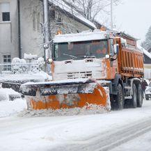 Snijeg (Foto: Nel Pavletic/PIXSELL)