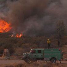 Smirivanje požara u Kaliforniji (Foto: Dnevnik.hr) - 1