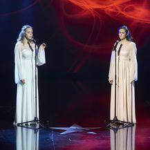 Supertalent Sestre Ramljak polufinalni nastup TIJEKOM