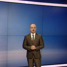 Videozid Mislava Bage o popularnosti Vlade (Video: Dnevnik Nove TV)