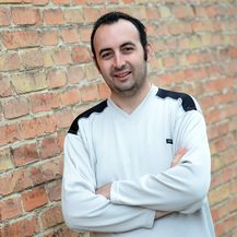 Mislav Cvitković, fizičar s instituta Ruđer Bošković koji je protiv izgradnje TE Peruća (Foto: Marko Prpic/PIXSELL)