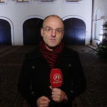 Mislav Bago uživo objasnio kako je izgledalo bombardiranje Banskih dvora (Foto: Dnevnik.hr)