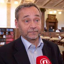 Ravnatelj Hrvatskog državnog arhiva, Dinko Čutura, o nestanku dosjea Stjepana Mesića (Foto: Dnevnik.hr) - 2
