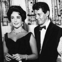Elizabeth Taylor, Eddie Fisher i Debbie Reynolds