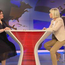 Ministrica europskih fondova Gabrijela Žalac i Sabina Tandara Knezović (Foto: Dnevnik.hr)