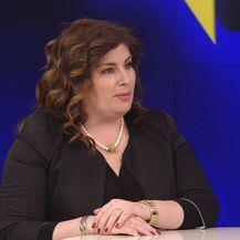 Ministrica europskih fondova Gabrijela Žalac (Foto: Dnevnik.hr)