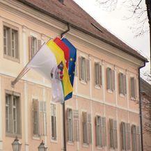 Zastave (Foto: Dnevnik.hr)